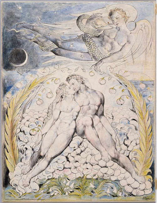 the blame on eve for the fall of adam and eve in miltons book ix of paradise lost Paradise lost critics' quotes study milton 'fails to convince us that adam and eve are happy'  milton in book i on why he is writing the poem.