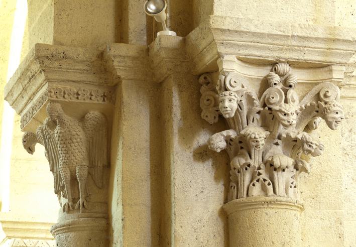 Saulieu, Basilique Saint-Andoche-PM 48281