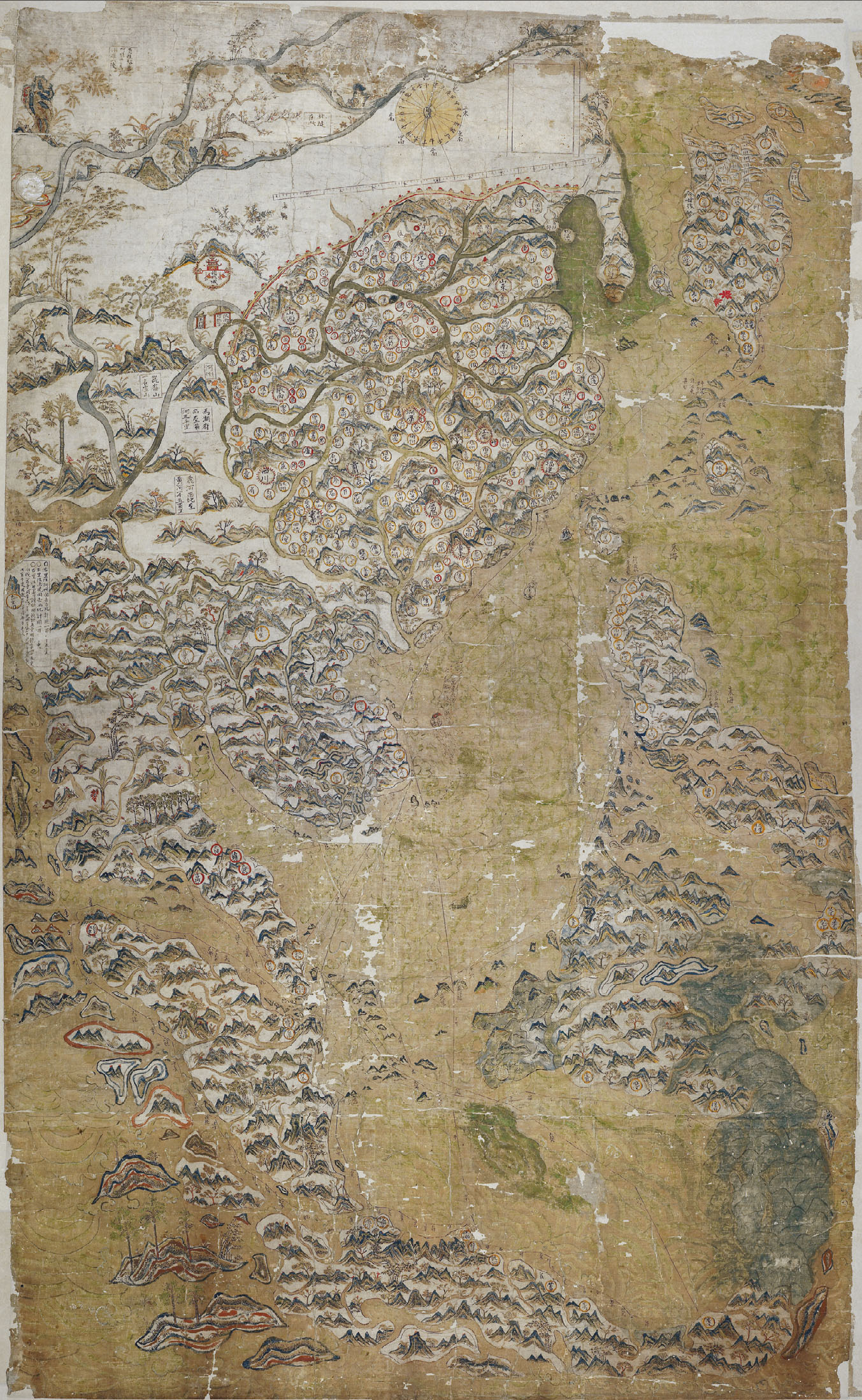 selden map of china Selden Map Wikipedia
