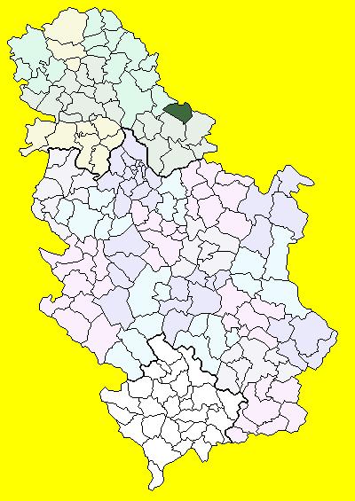 plandiste mapa Plandište (općina)   Wikiwand plandiste mapa