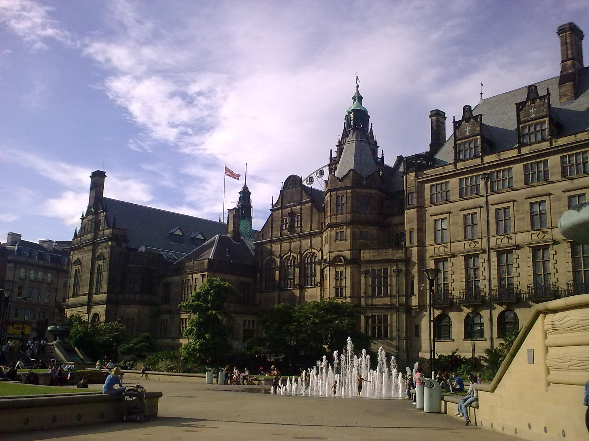 Gratis dating i sheffield storbritannien