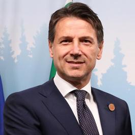 Jefe de gobierno de Italia