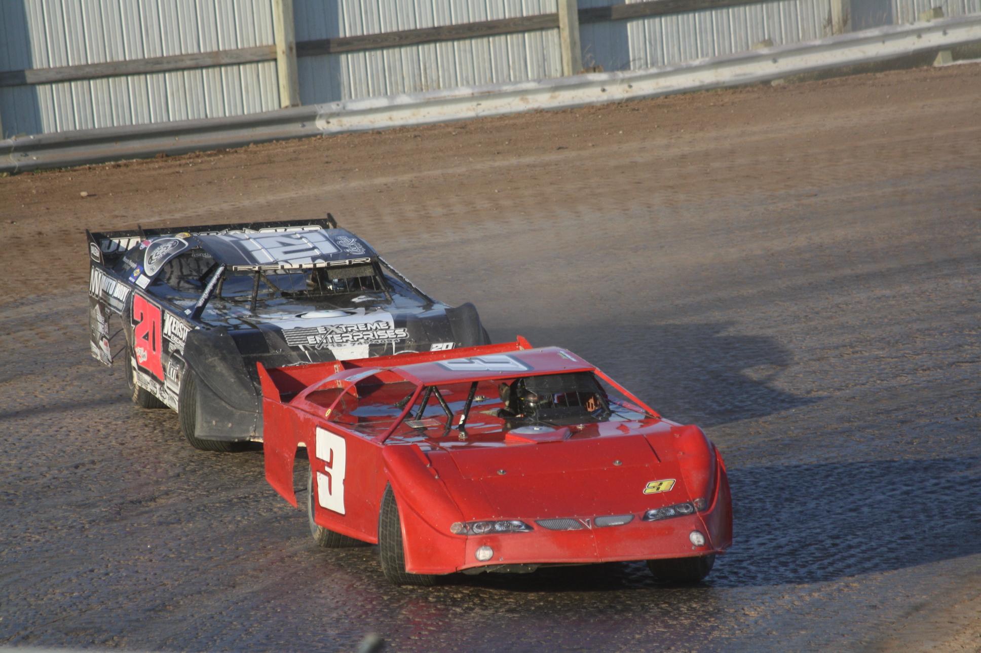 HSO 1973 Championship Cars v1.0  Slick_Dirt_Track_Calumet_County_Speedway_Late_Models_September_2011