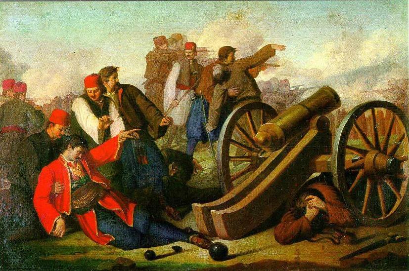 Veljko Petrovic prvi srpski ustanak