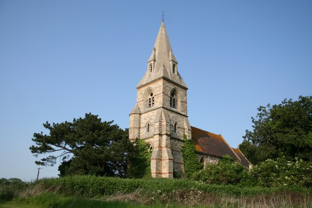 St.Peter's church, Aisthorpe - geograph.org.uk - 461168