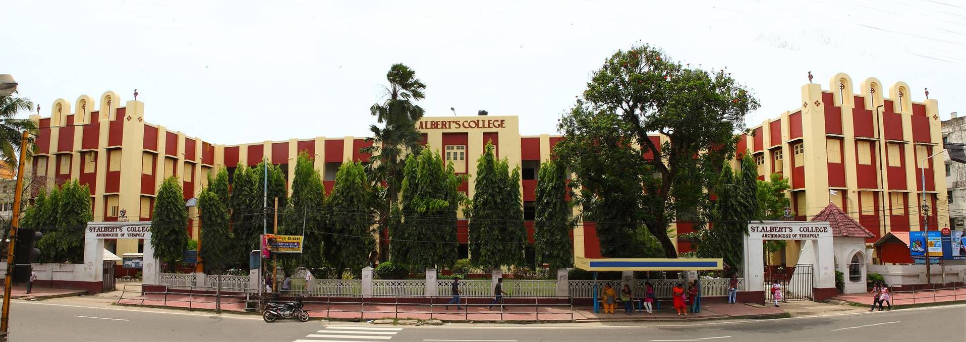FileSt Alberts College Autonomous Ernakulam Kochi KERALA