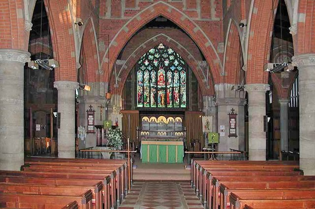 file st john the evangelist palmers green london n13. Black Bedroom Furniture Sets. Home Design Ideas