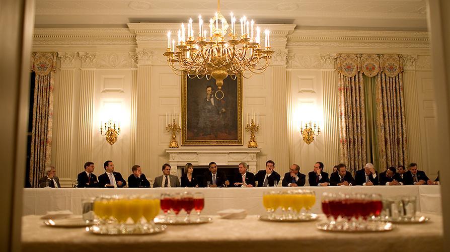 Executive Dining Room Royal Bank Jannah