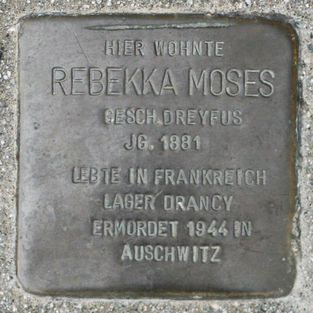 Stolperstein Rebekka Moses Müllheim.jpg
