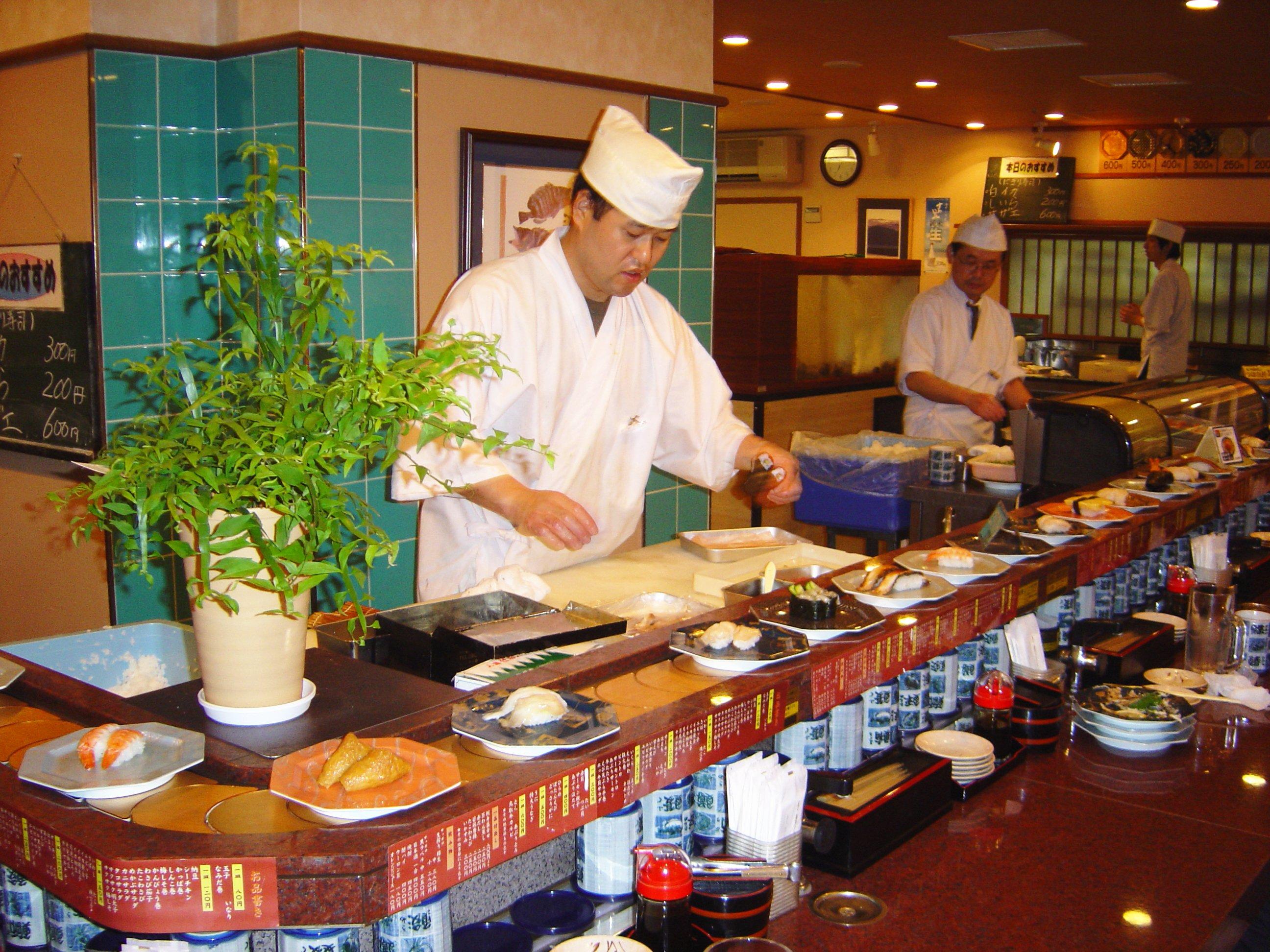 Restaurant Japonais La Rochelle Boulevard Sautel