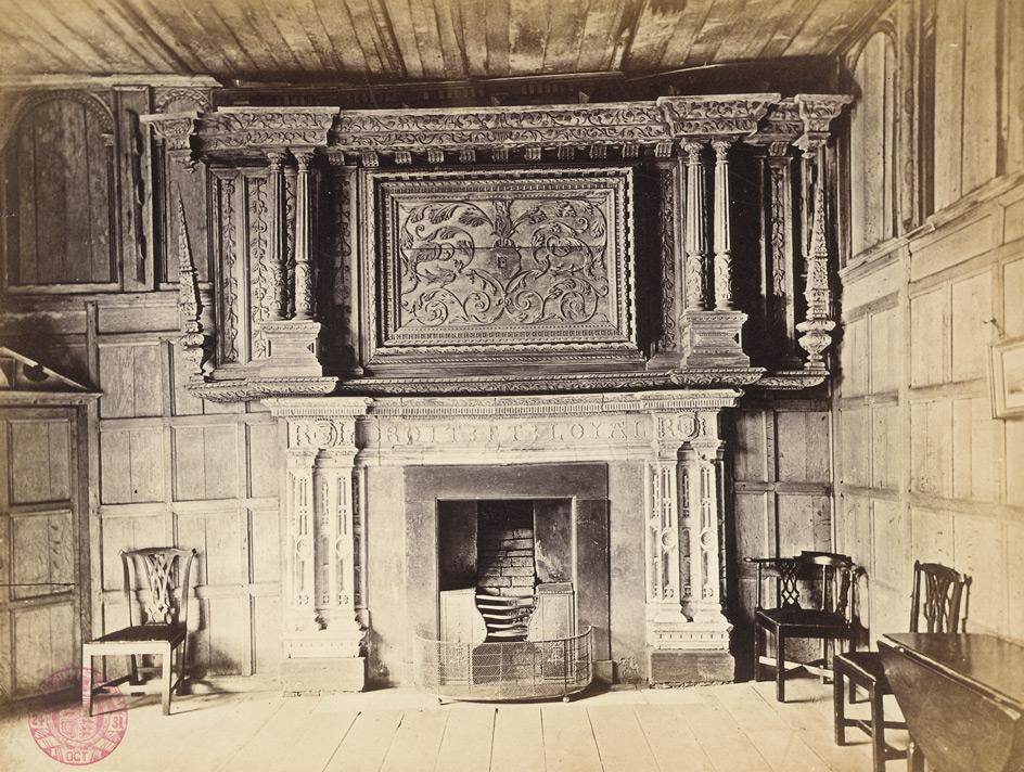 fireplace history