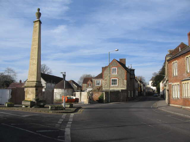 The Obelisk, Warminster - geograph.org.uk - 330681