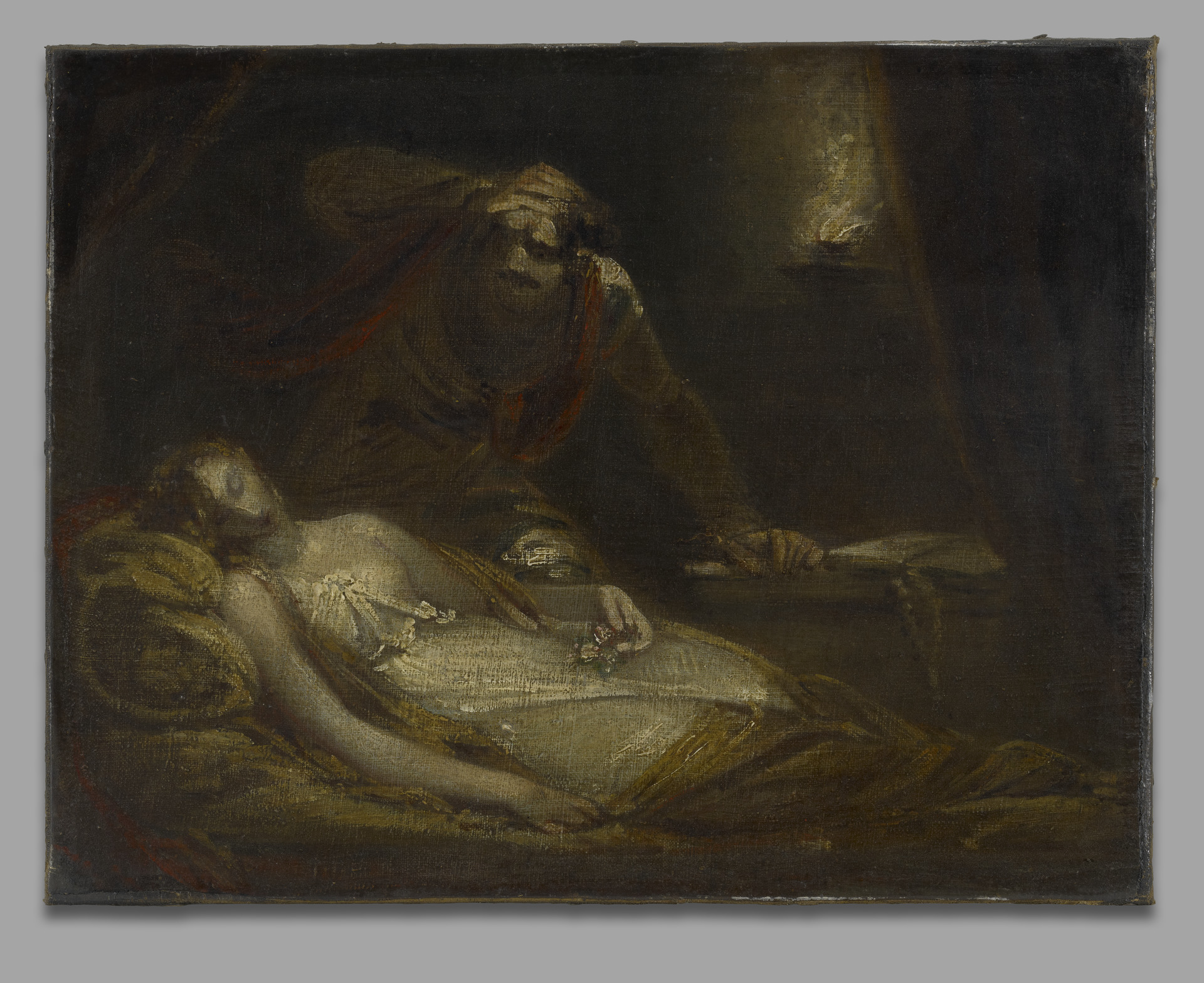 https://commons.wikimedia.org/wiki/File:Theodor_von_Holst_-_Othello_and_Desdemona_-_1986.124.5_-_Yale_University_Art_Gallery.jpg