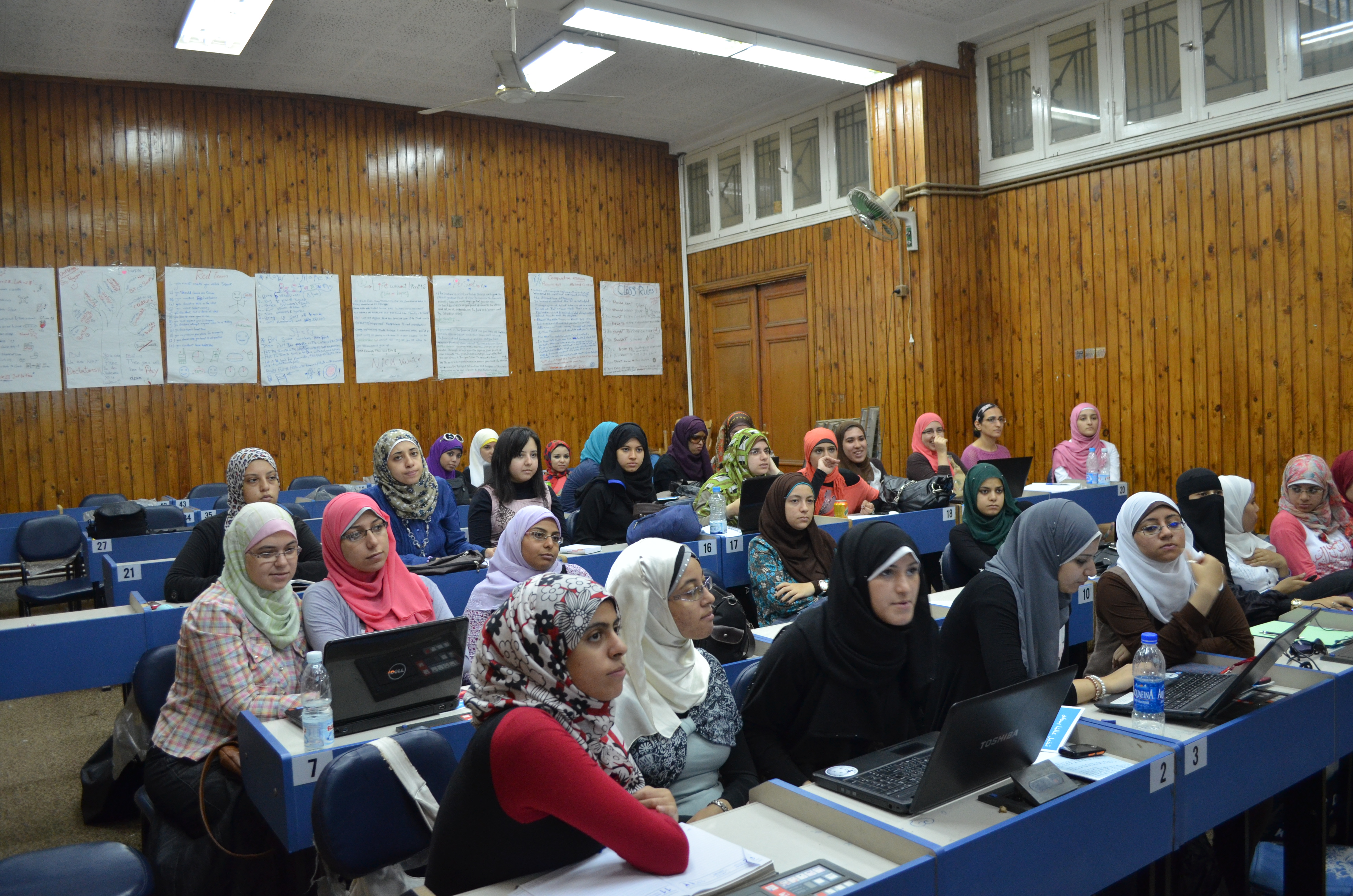 Third Workshop Class Of Prof Abeer Abd El Hafez With