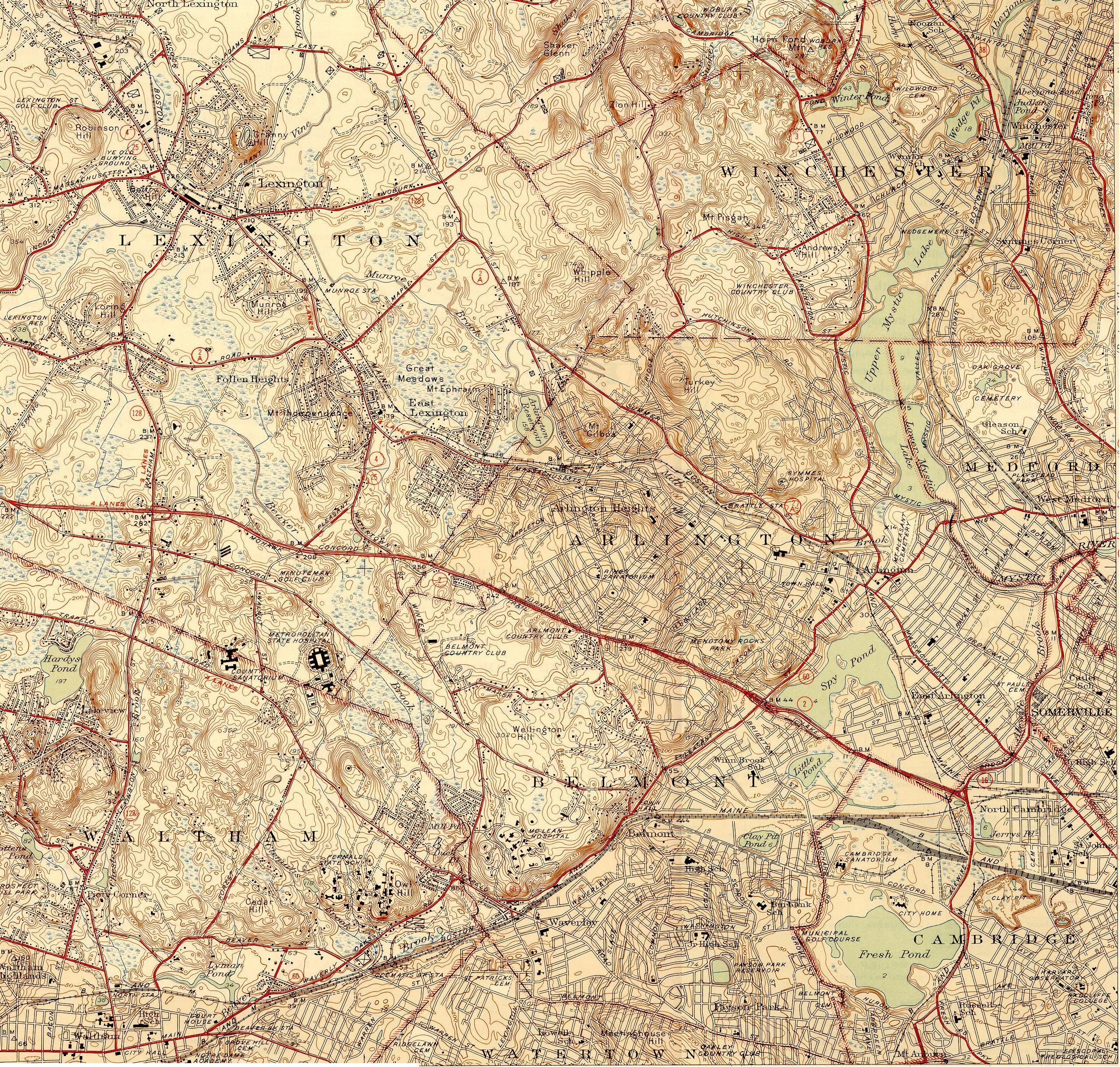 File:Topographic maps of Arlington, Belmont, Lexington ...
