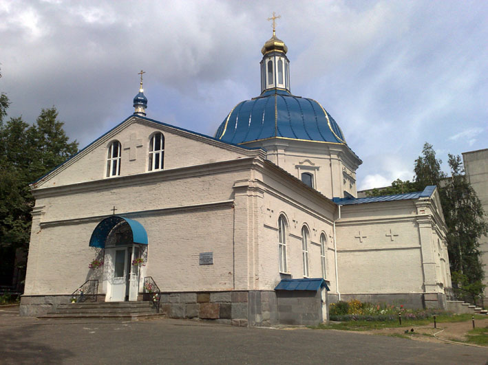 Troitsky Markov Monastery