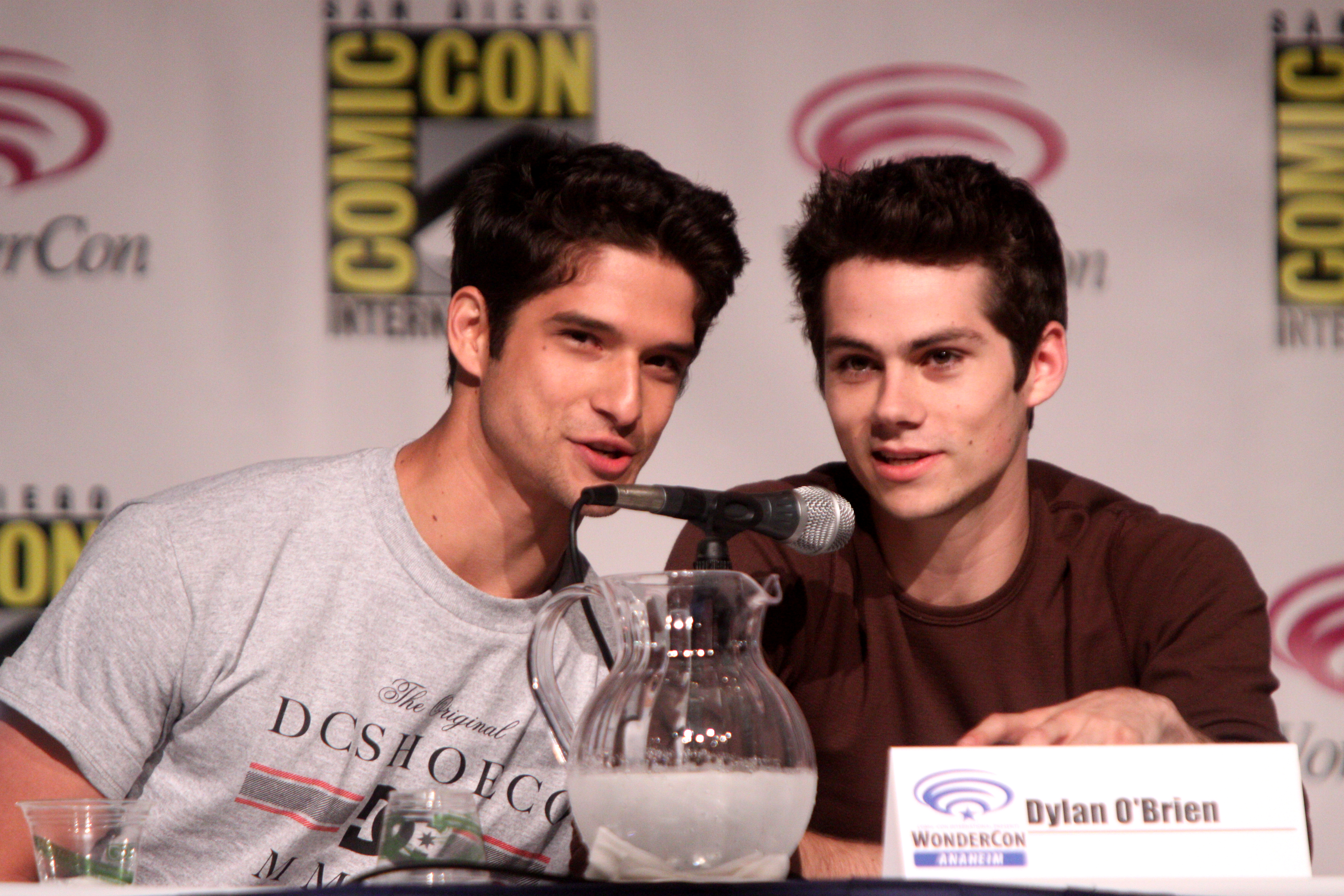 Tyler posey dylan obrien slash facebook do tyler posey kristyandbryce Image collections