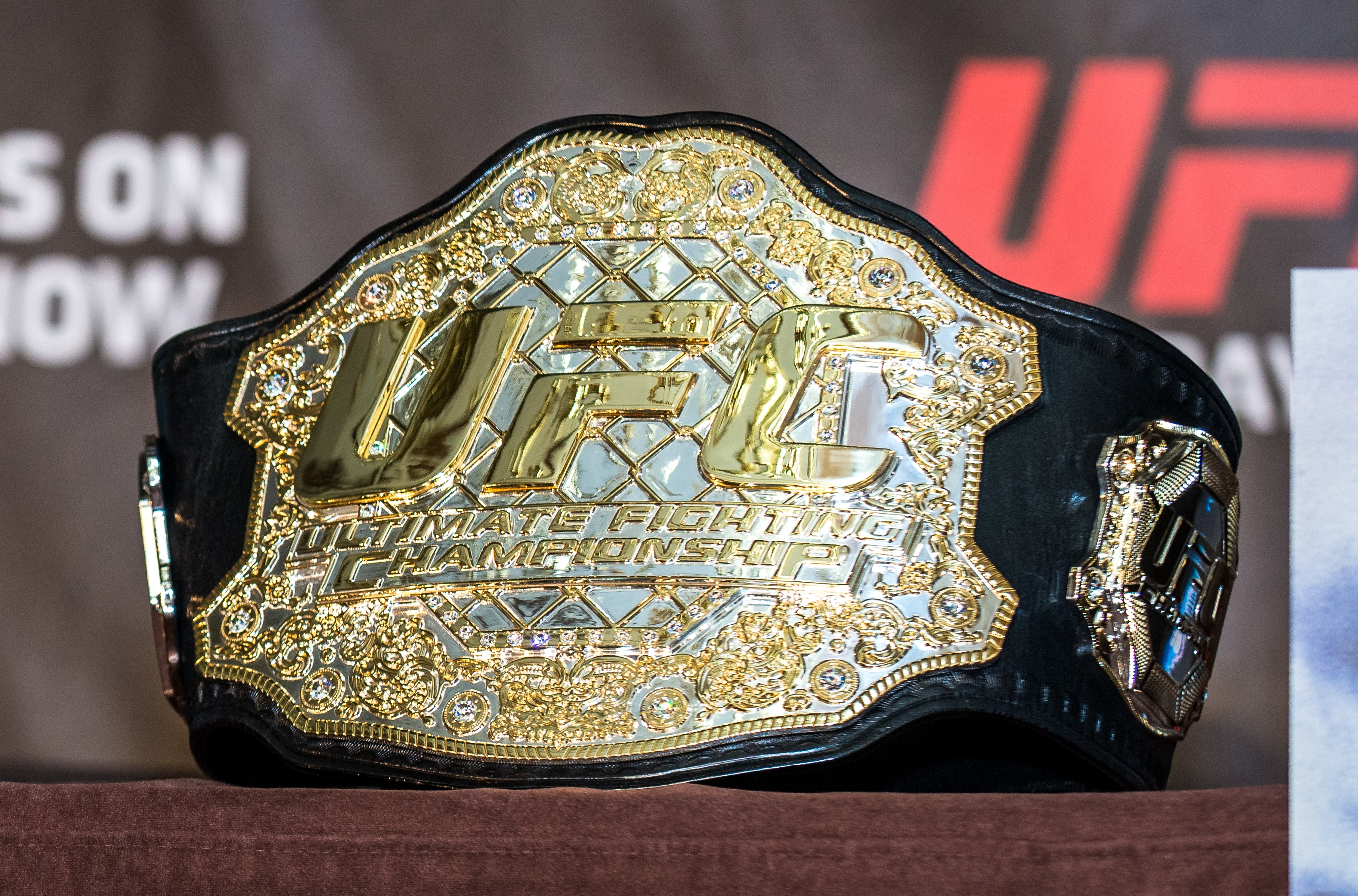 File:UFC Championship Belt.jpg - Wikimedia Commons