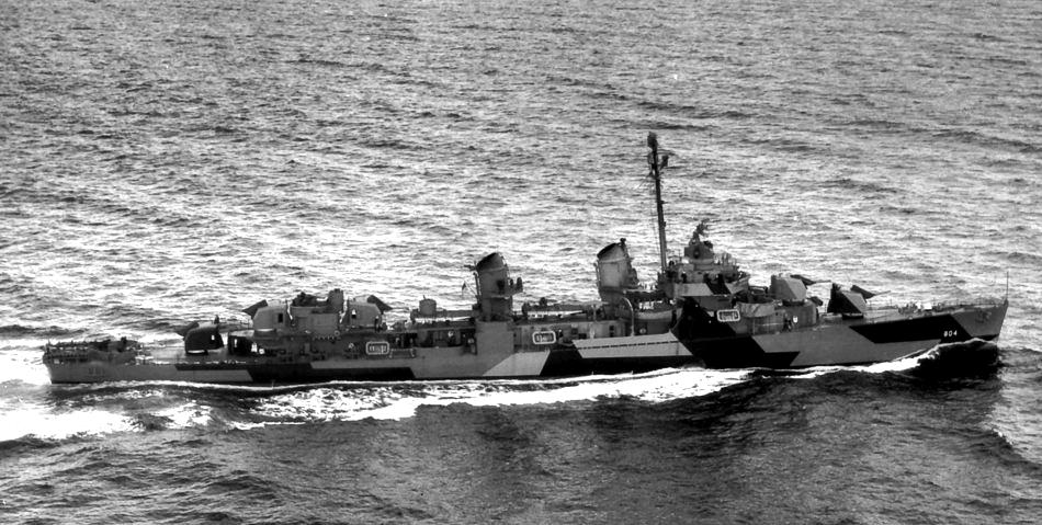 USS Rooks (DD-804) 1944
