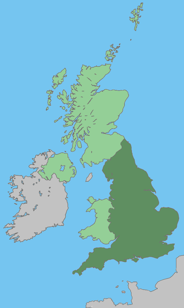 Map Of England Uk.File Uk Map England Green Png Wikimedia Commons