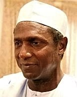 Umaru Yar'Adua of the People's Democratic Party is the current president of Nigeria