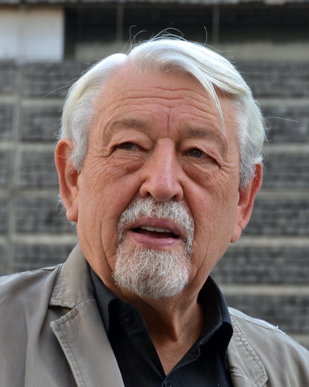 Ing. arch. Václav Aulický (2018), photo by Jindřich Nosek