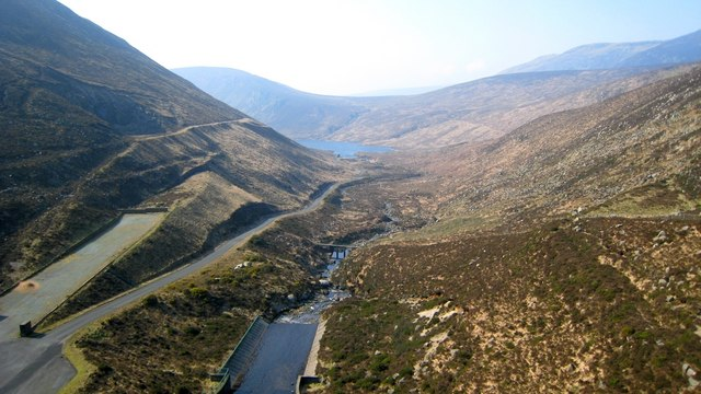 View from Ben Crom - geograph.org.uk - 500338