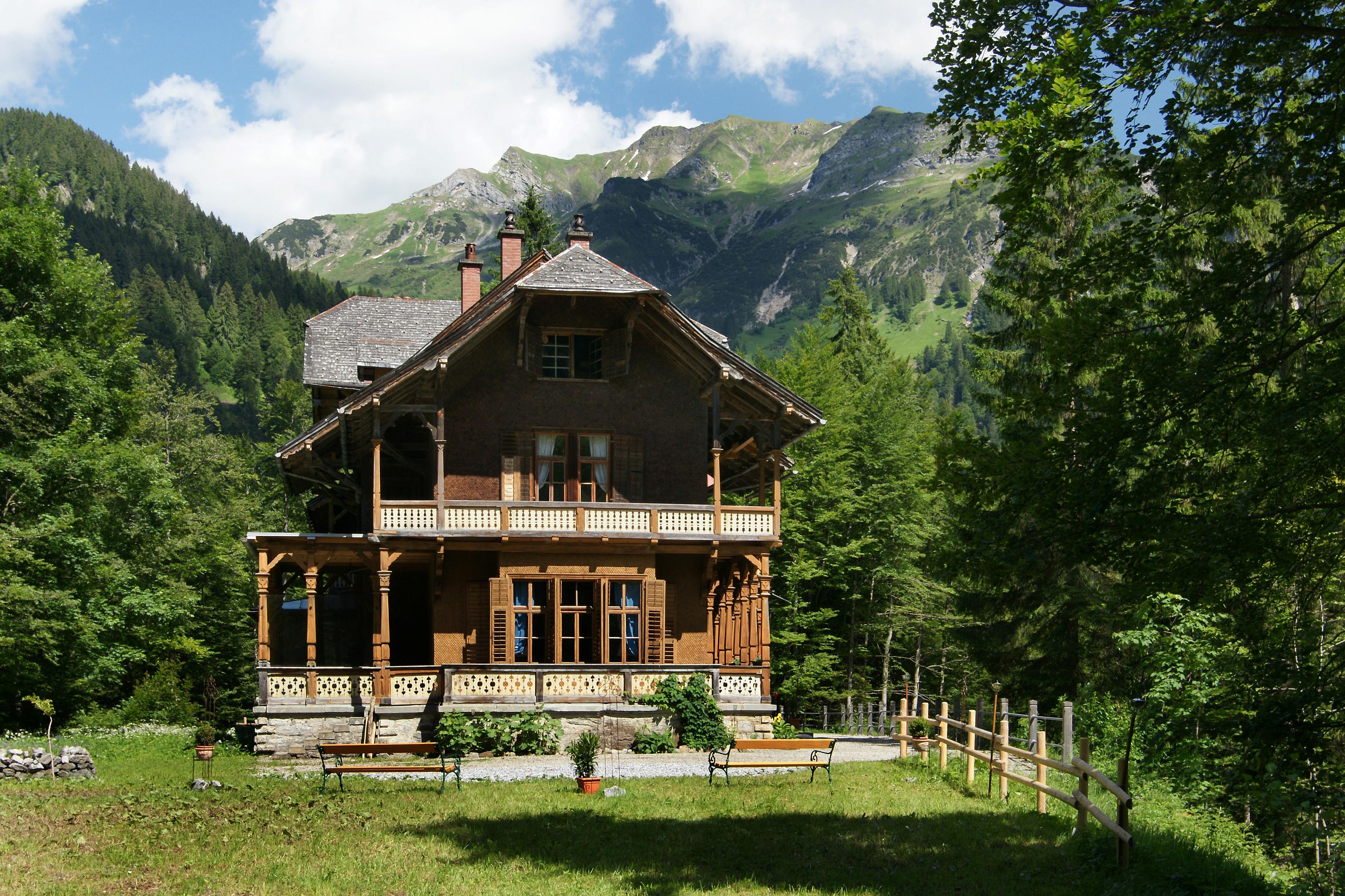 Die Villa Hotel Cafe Bad W Ef Bf Bdrishofen