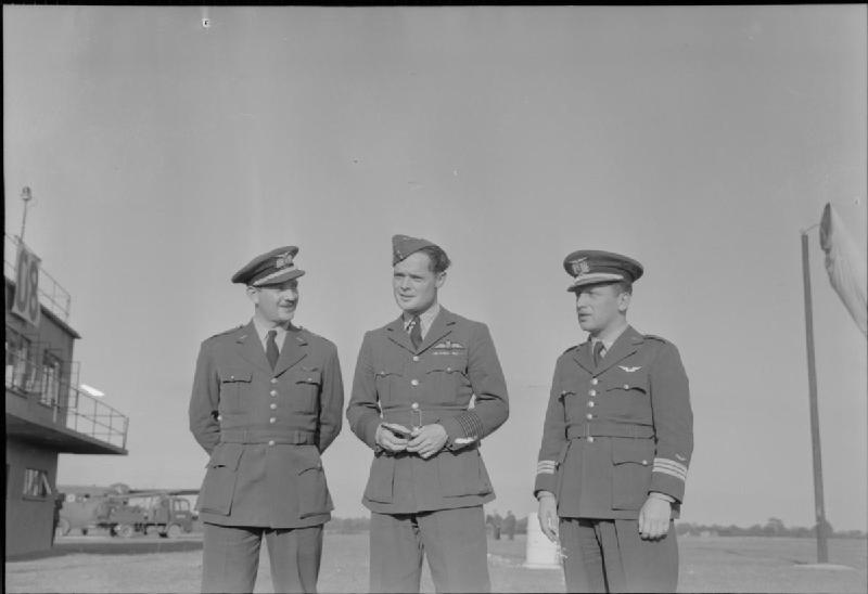 File:Visit of Peruvian Combined Services Mission To Bentwaters Fighter Station Near Woodbridge, Suffolk, England, UK, 1945 D26197.jpg