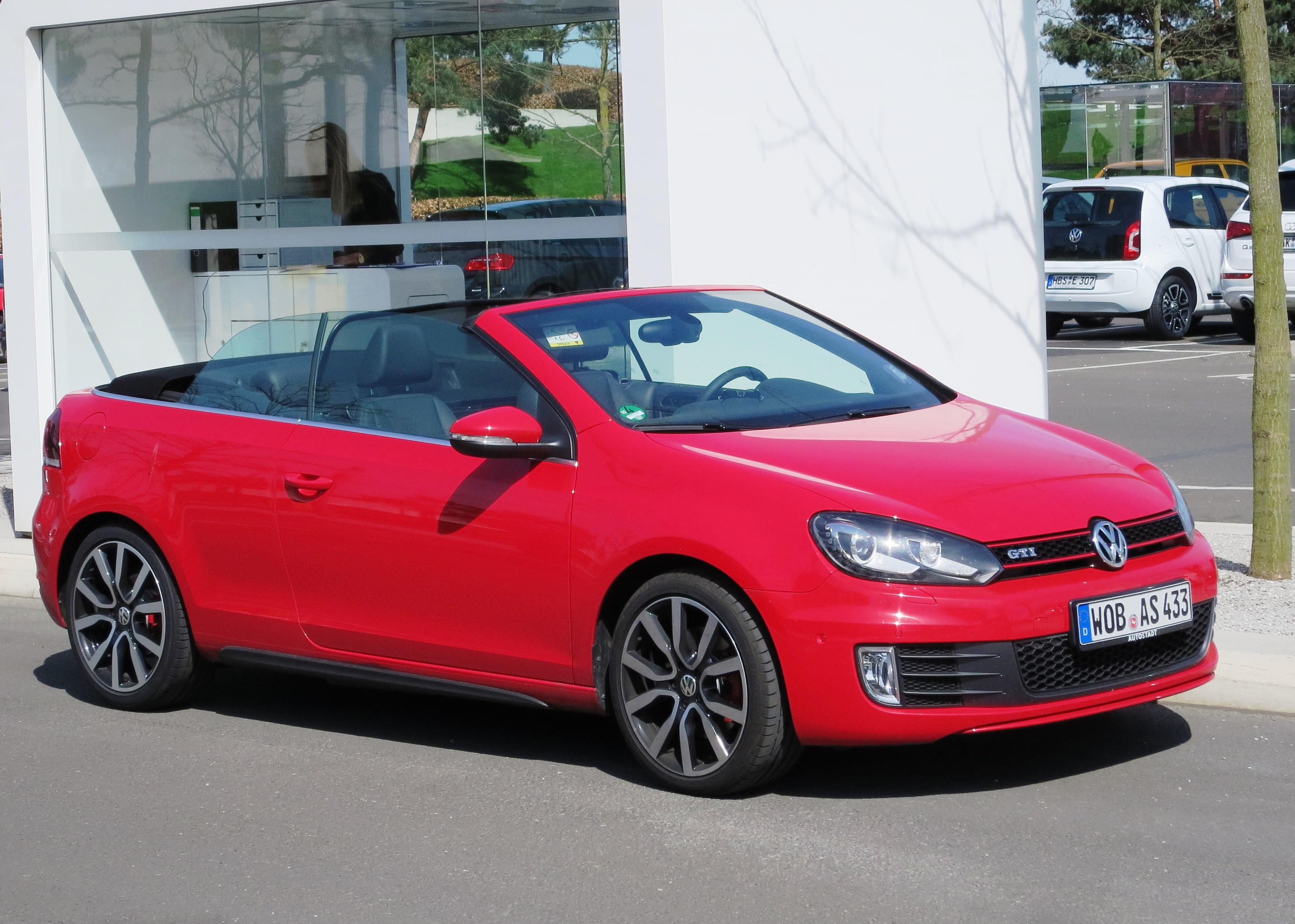 file volkswagen golf gti cabriolet 2015 in wolfsburg jpg wikimedia commons. Black Bedroom Furniture Sets. Home Design Ideas