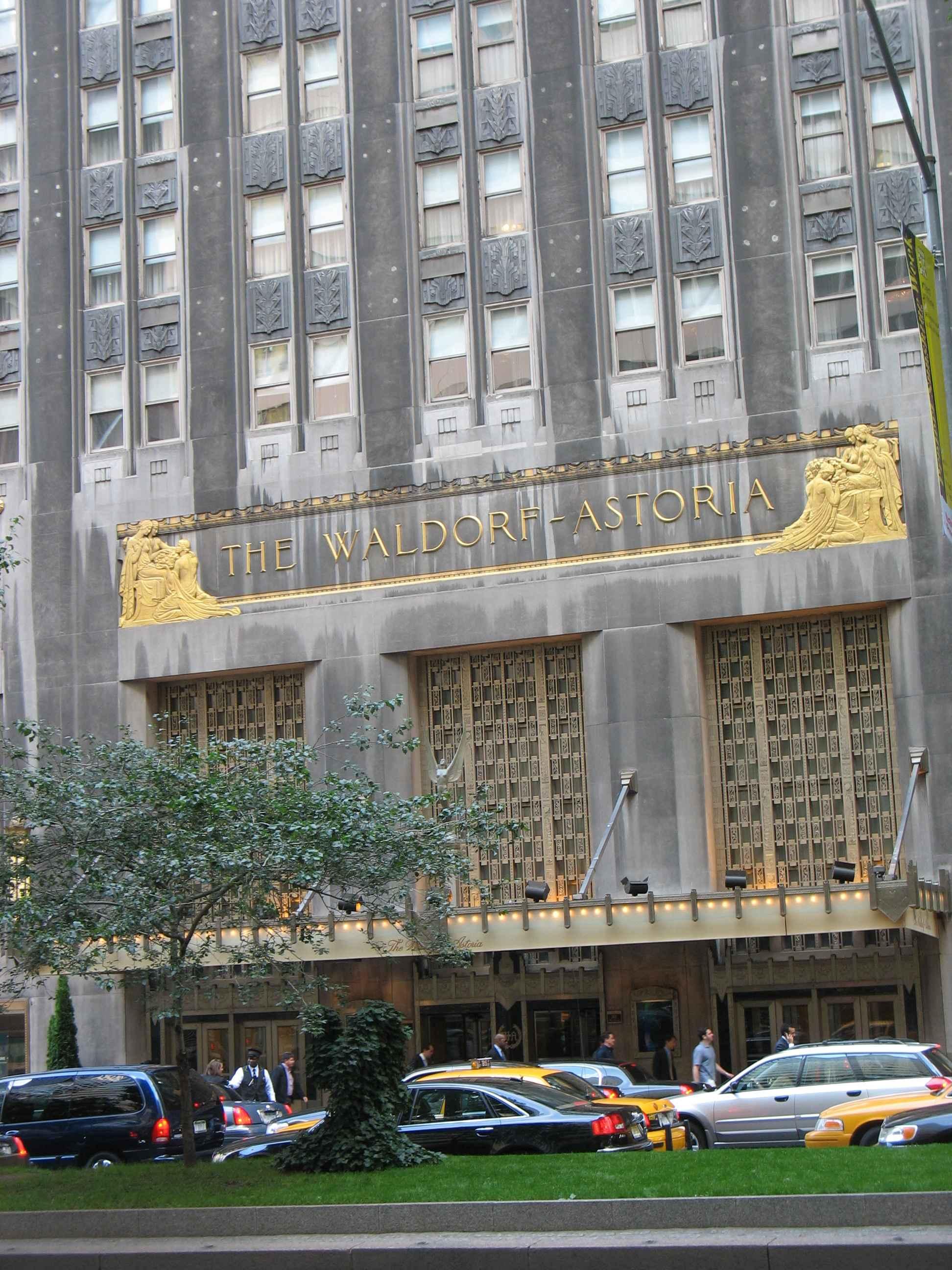 Waldorf astoria new york coupons