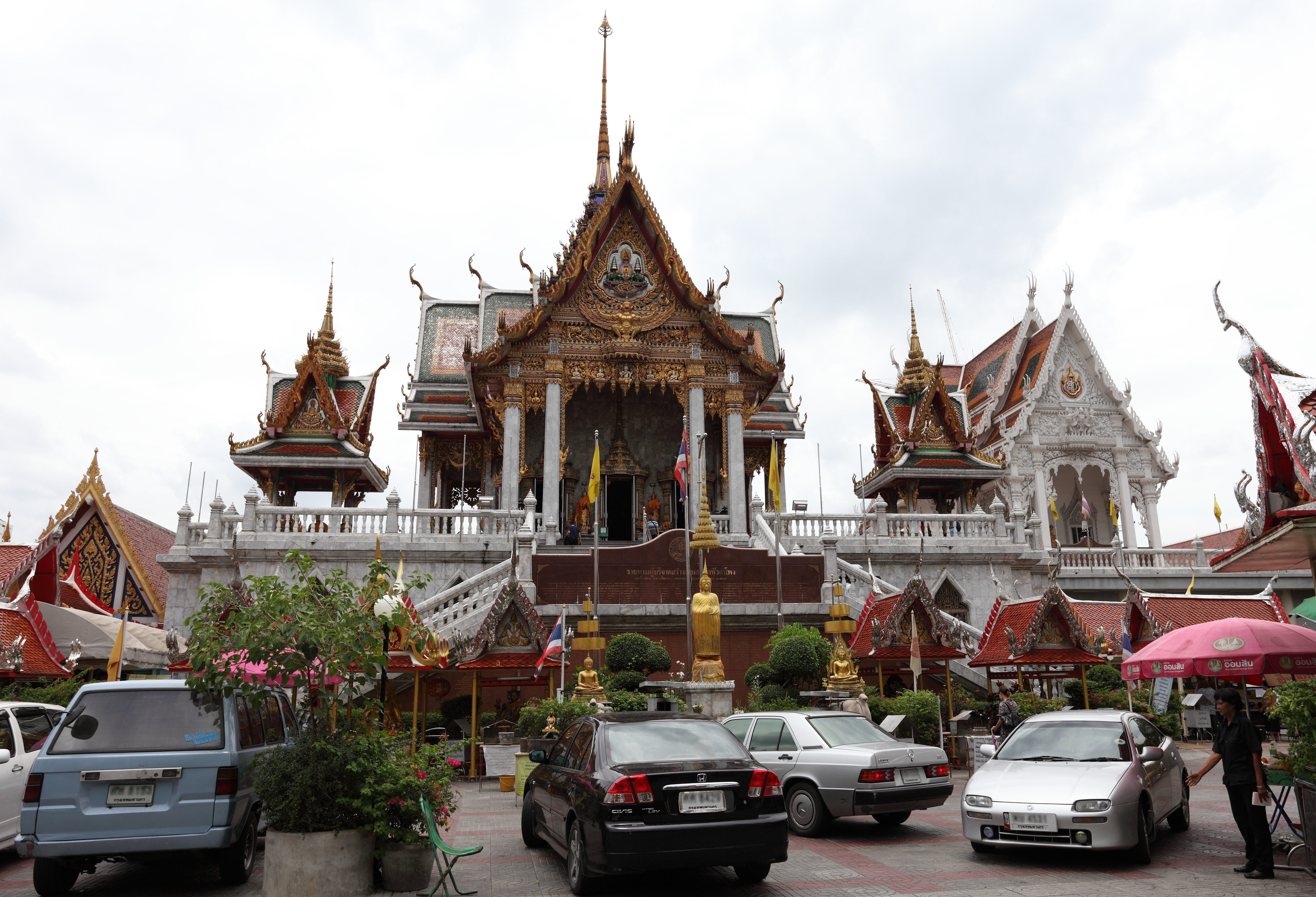 File Wat hua lamphong jpg  Wikipedia, the free encyclopedia