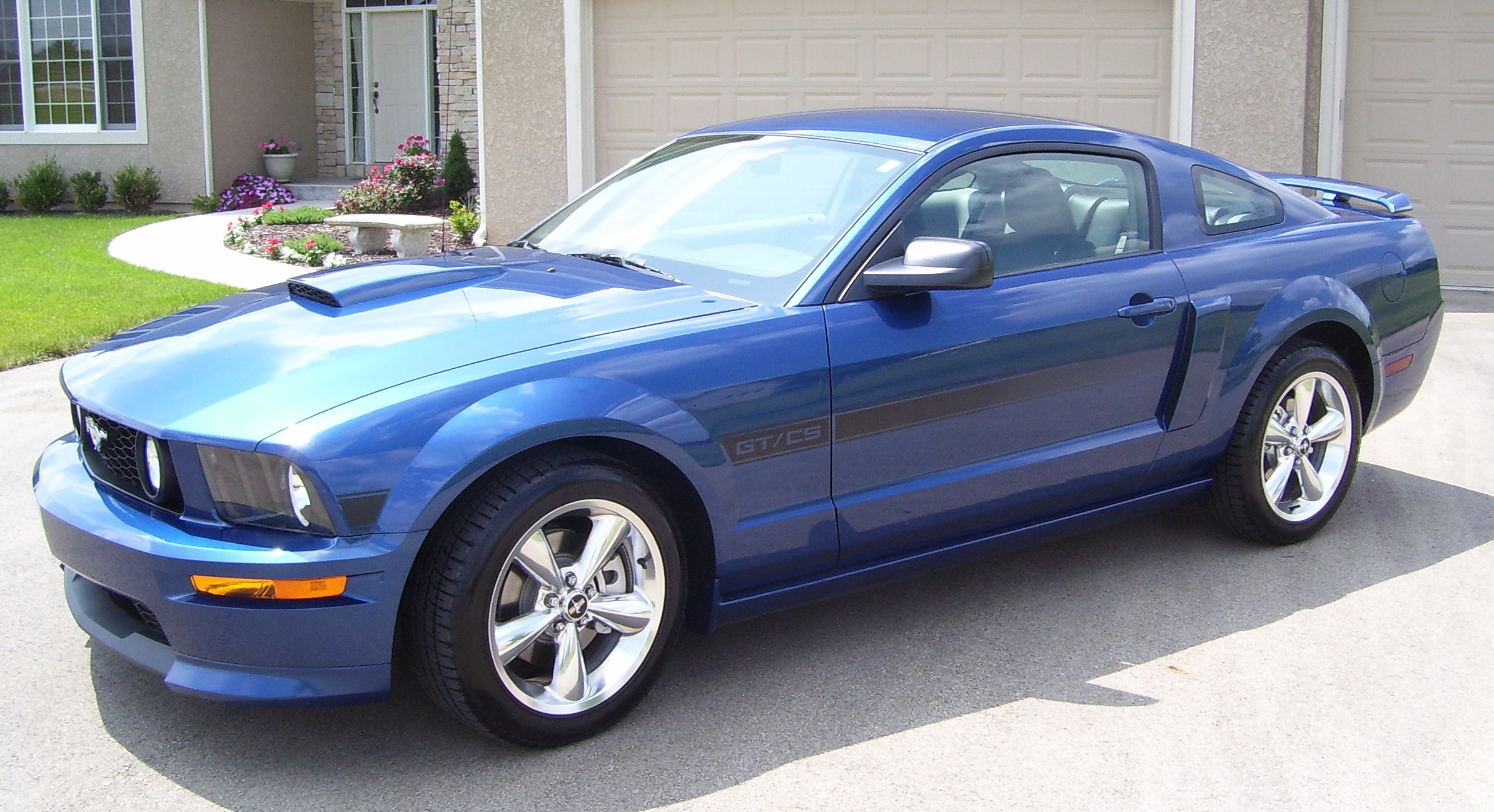 Ryan hogan wikimedia commons the ford mustang
