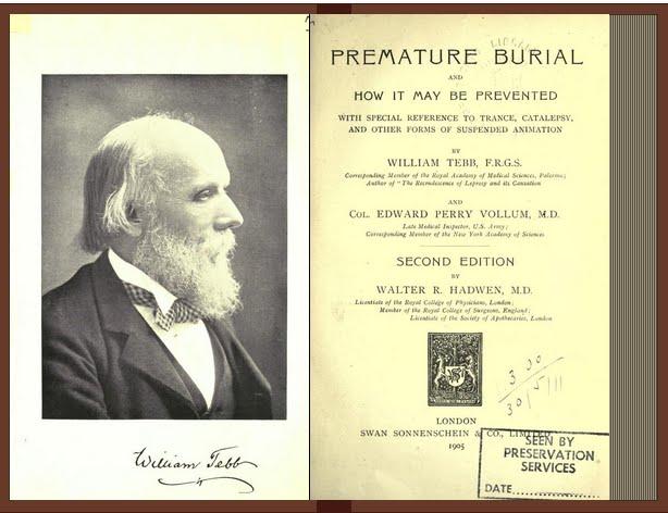 William Tebb In