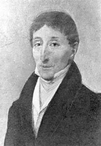 Wojciech Żywny, Chopins Klavierlehrer. Ölgemälde von Ambroży Mieroszewski (Quelle: Wikimedia)