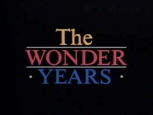 The Wonder Years Logo