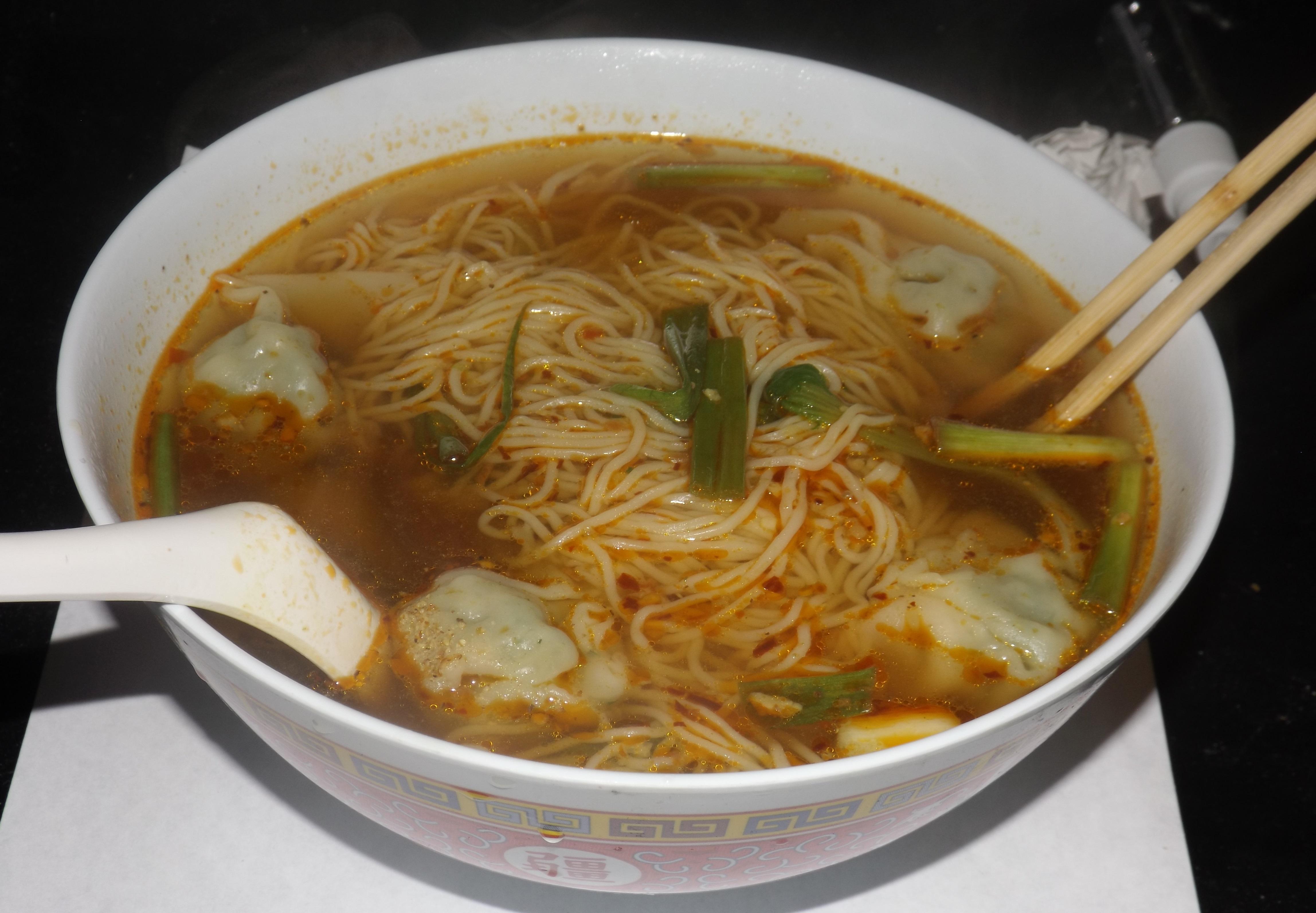Wonton Noodles Wikipedia