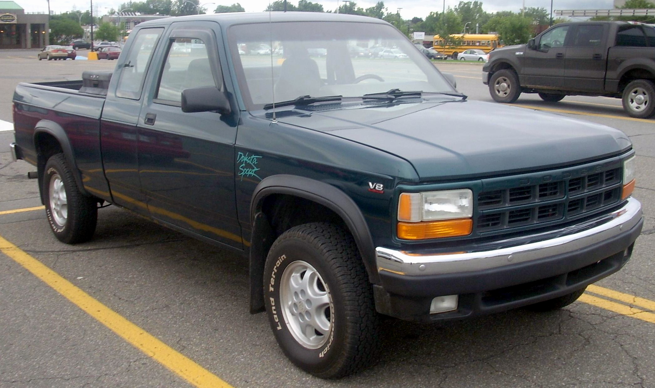 Dodge Dakota – Wikipedia