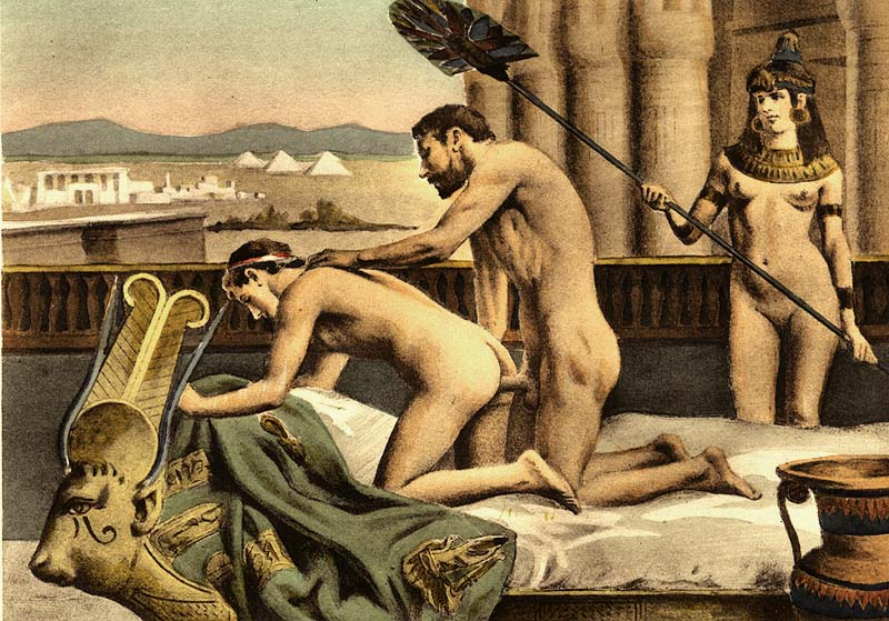 The history of sex intercourse