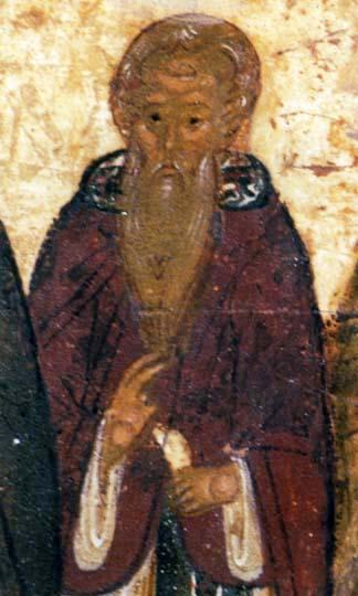 Преподобный Платон, исповедник Студийский.