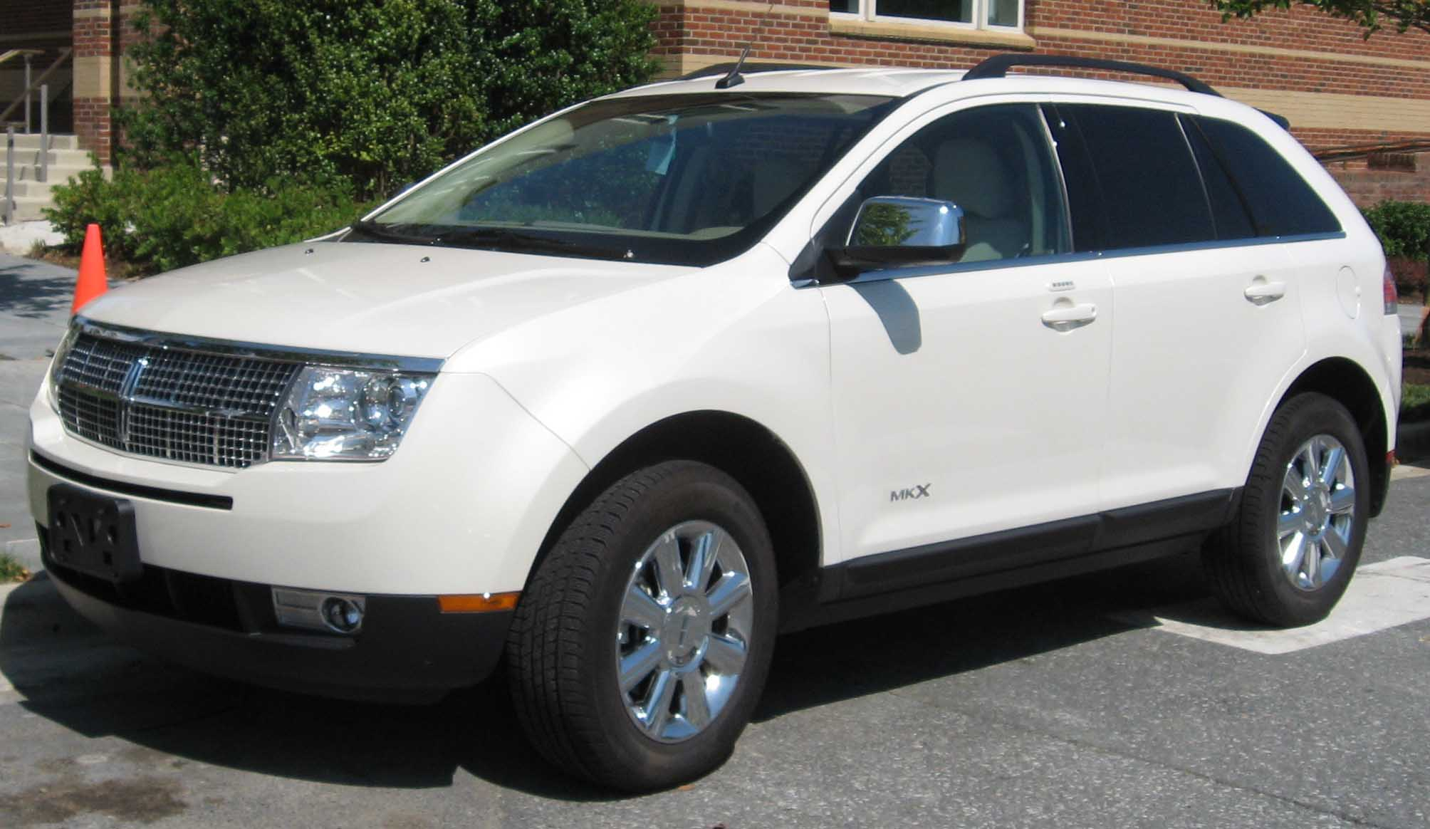 File 07 Lincoln Mkx Jpg Wikimedia Commons