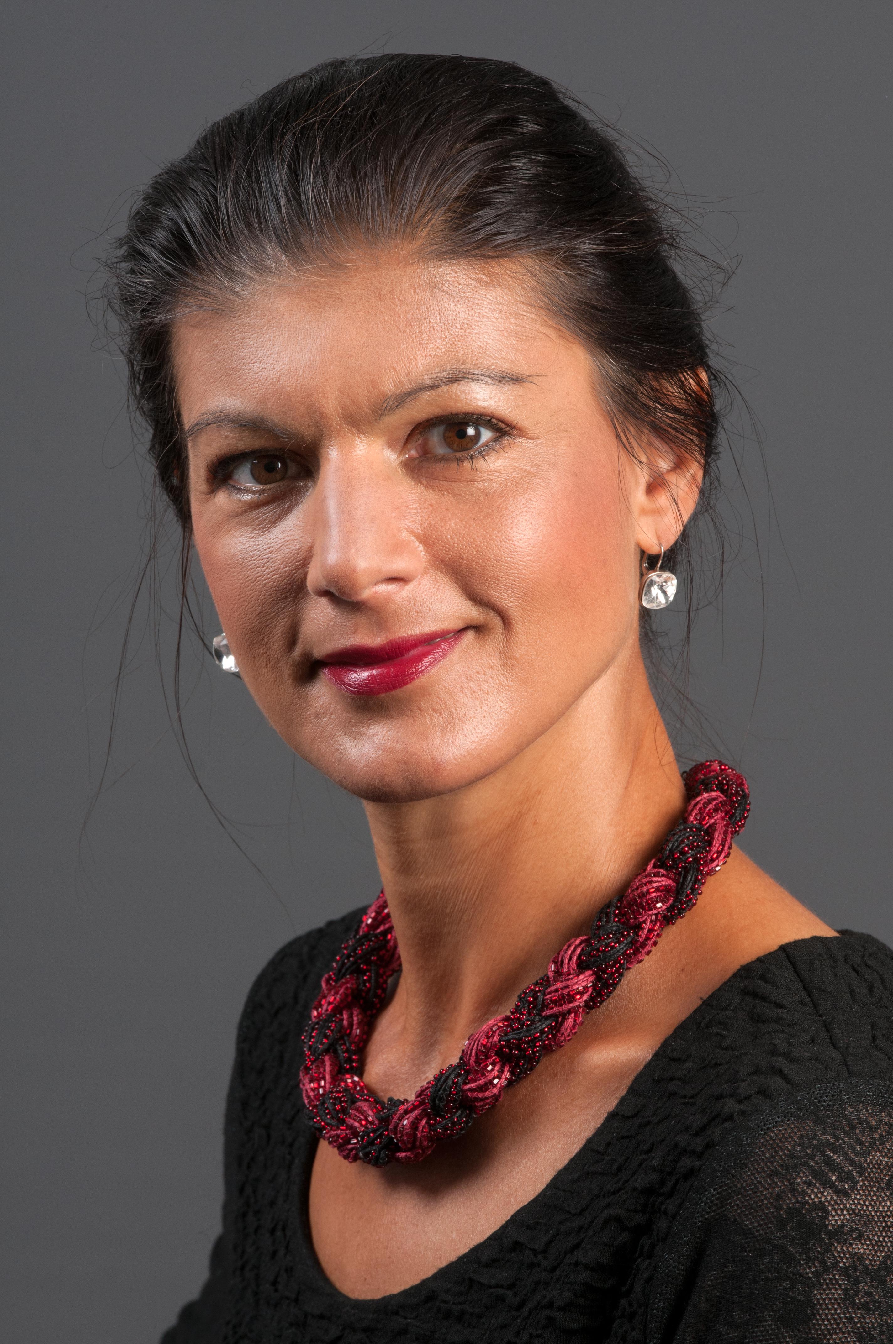 Sahra Wagenknecht – Wikipedia, wolna encyklopedia