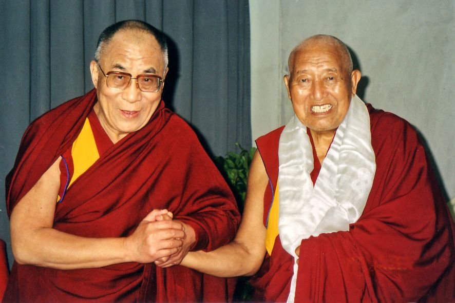 Le DALAI LAMA BILLET MILLION DOLLAR US TENZIN GYATSO TIBET BOUDDHISME Citation