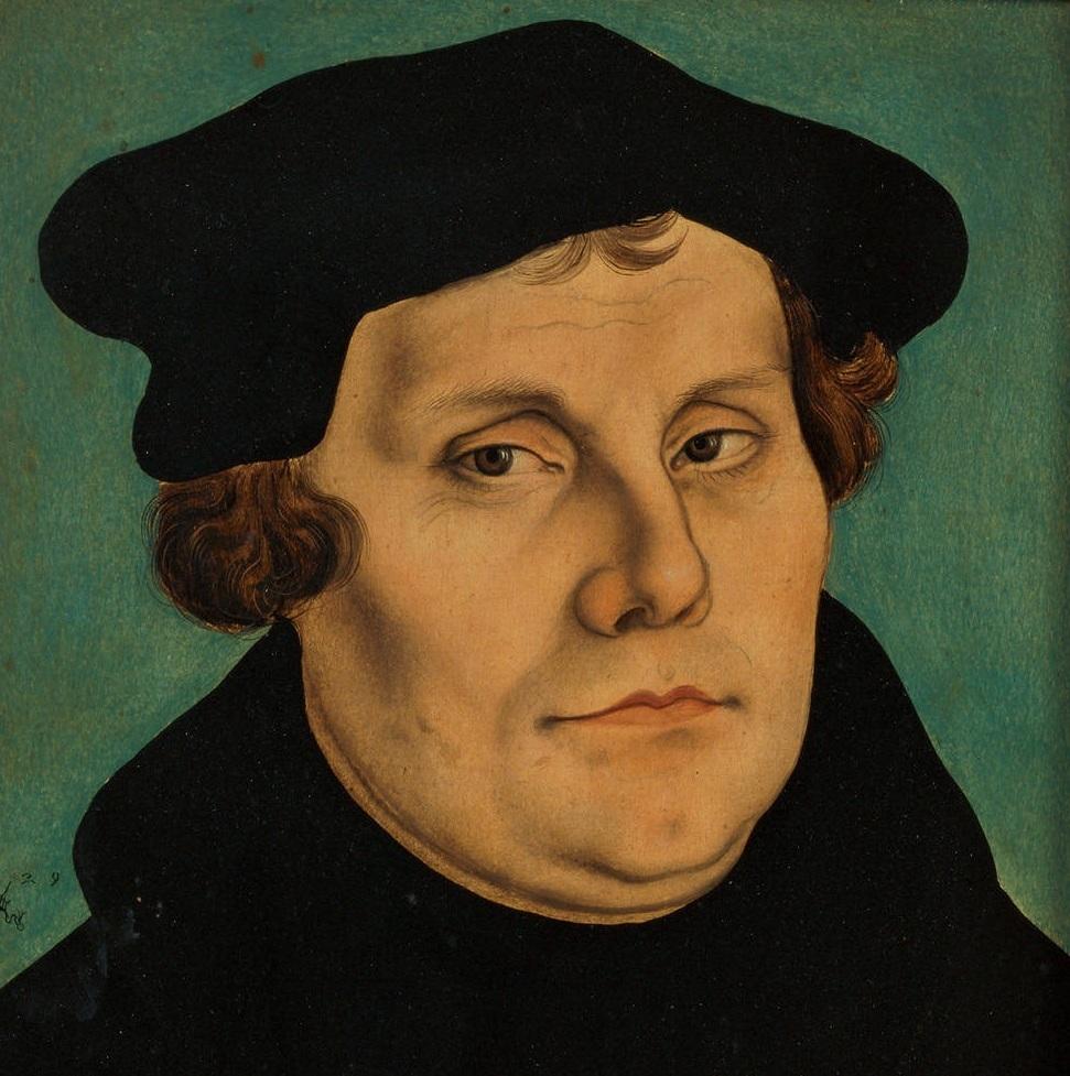 Veja o que saiu no Migalhas sobre Martinho Lutero