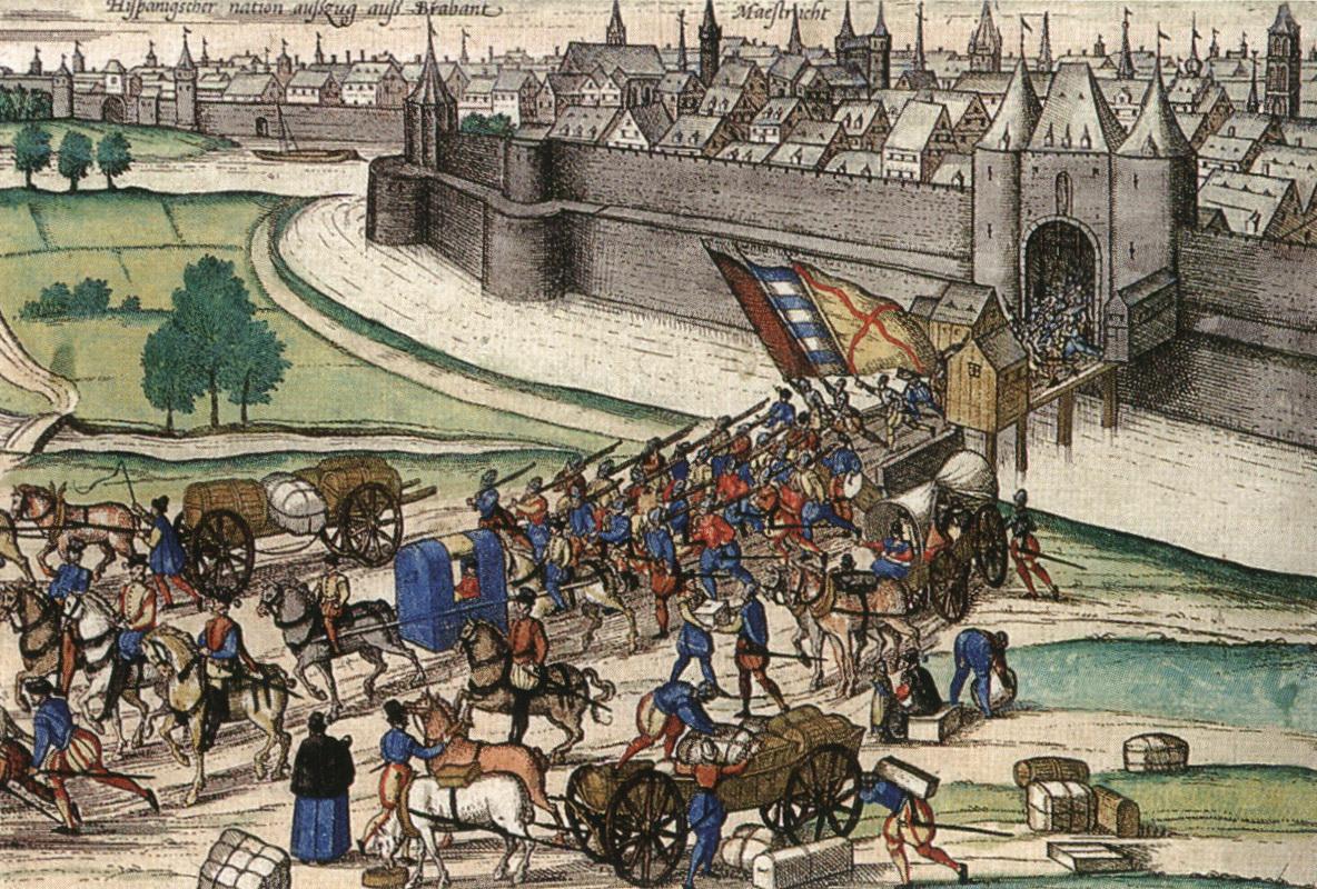 Resultado de imagen de Maastricht,  1577