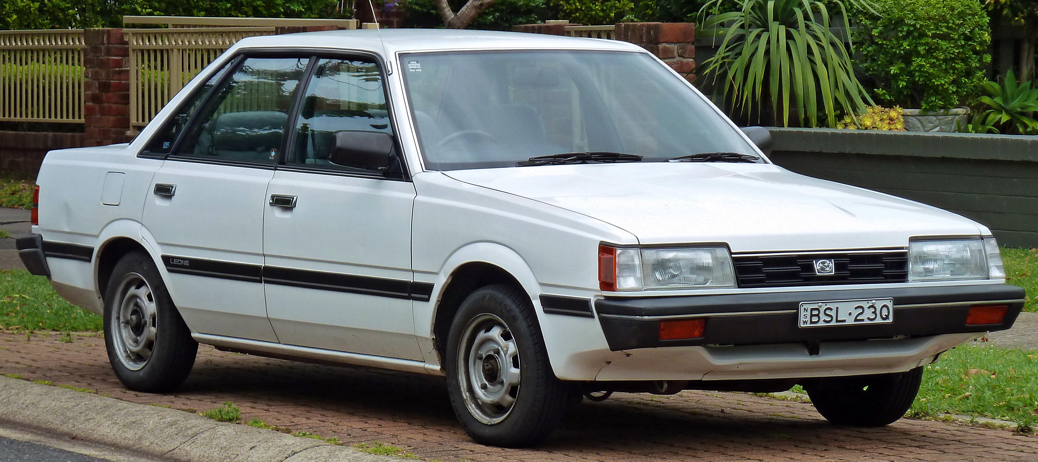 Subaru Leone Wikiwand