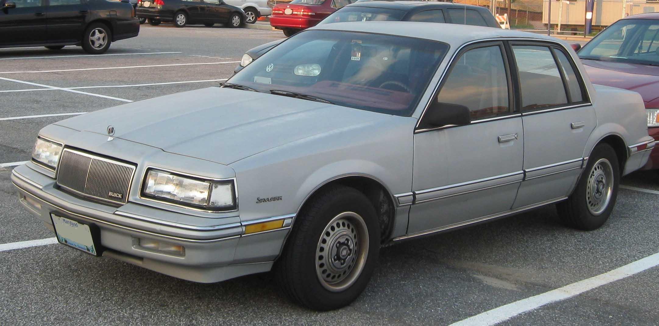 Buick Century — Википедия
