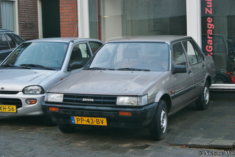 Kelebihan Toyota Corolla 1986 Tangguh