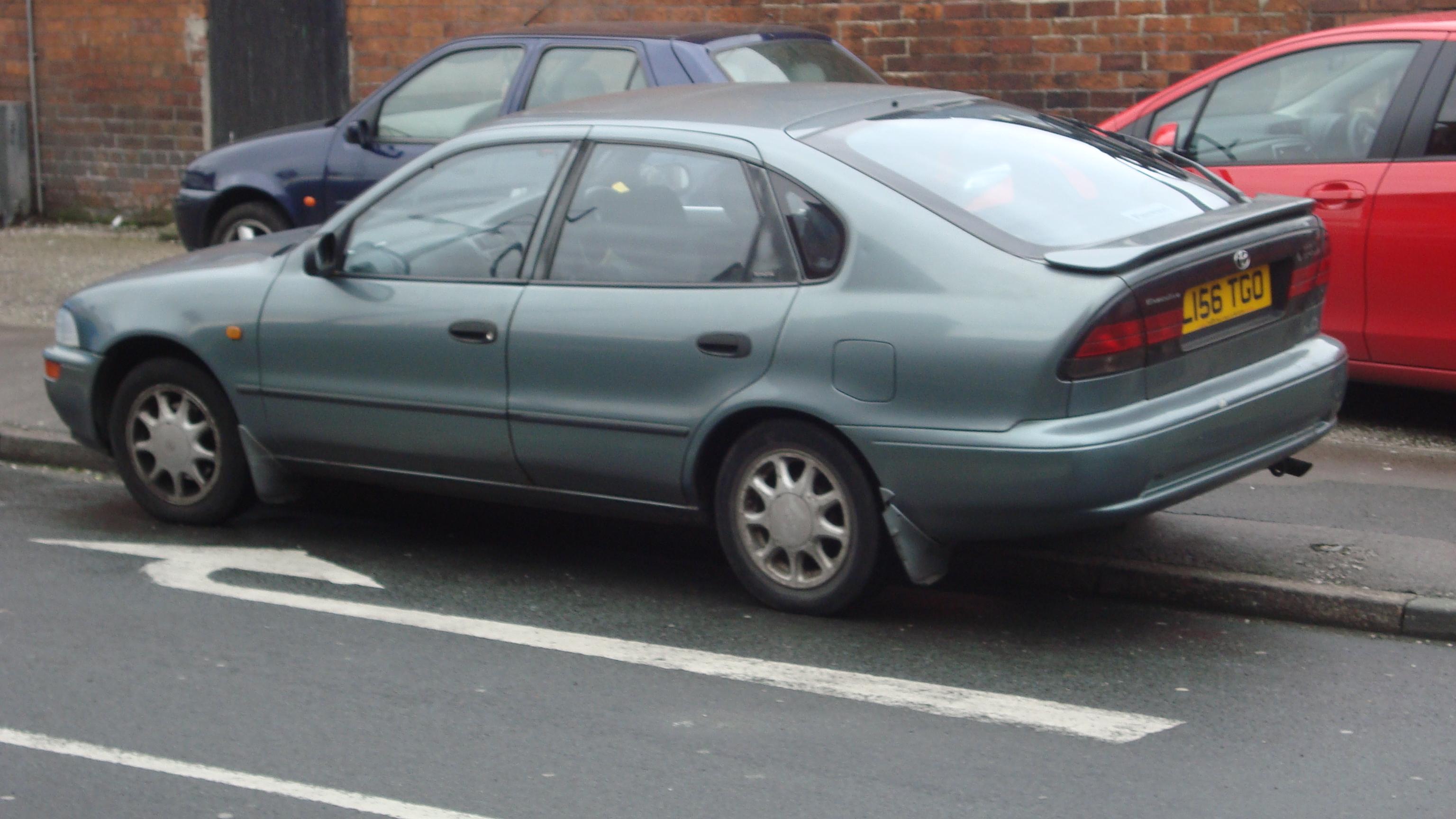 File1993 Toyota Corolla 16 Executive 13644308573jpg Wikimedia