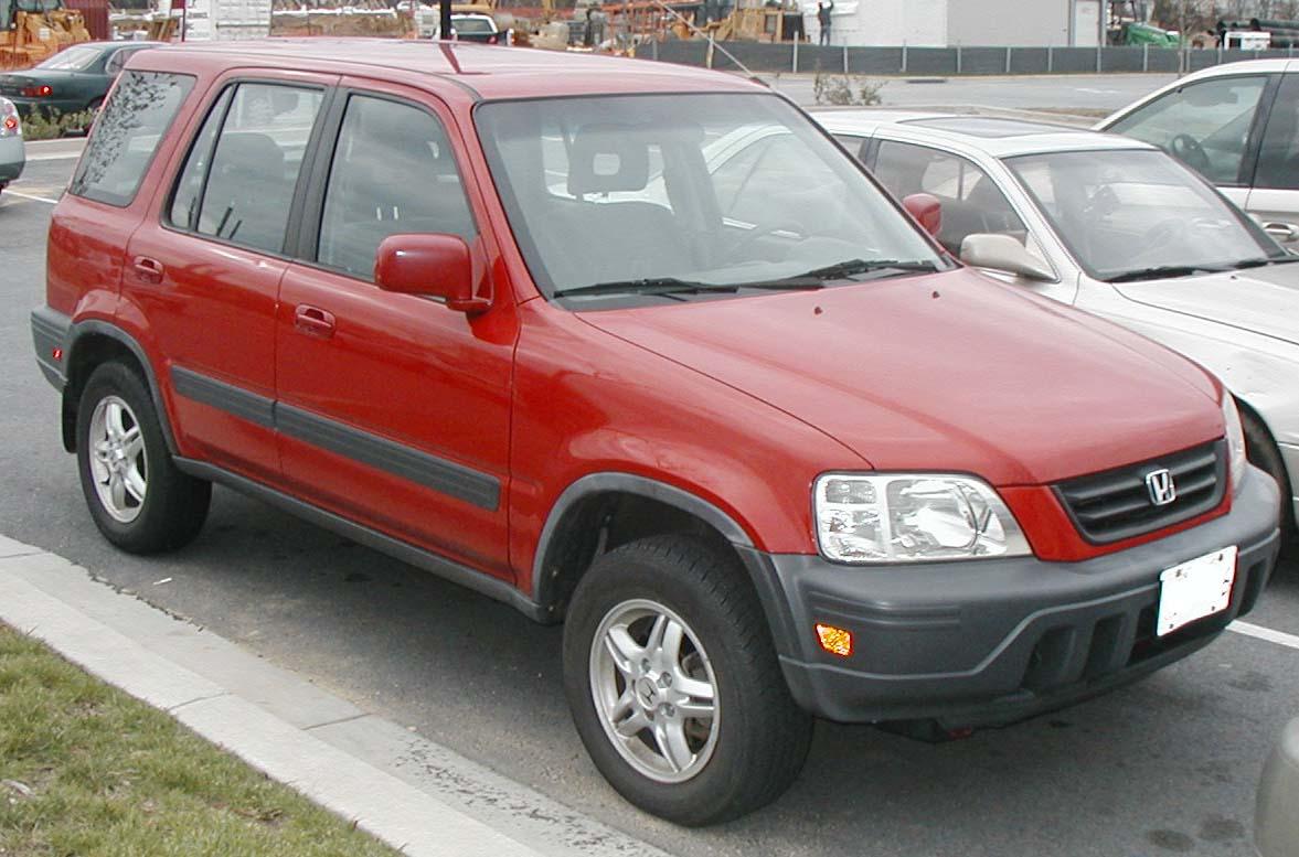 Хонда срв фото 1